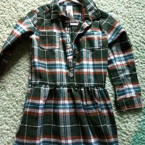 Girl 4t carters fall dress